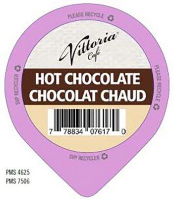 Brûlerie de la Vallée -Chocolat chaud - Vittoria