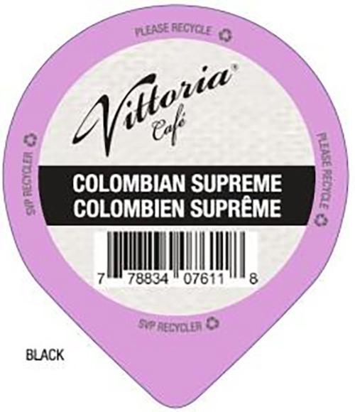 Brûlerie de la Vallée -Colombien suprême