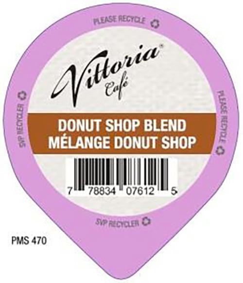 Brûlerie de la Vallée - Donut Shop- Vittoria