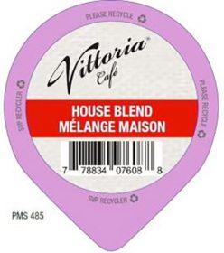 Brûlerie de la Vallée - Mélange maison- Vittoria