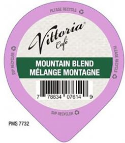 Brûlerie de la Vallée - Mélange montagne - Vittoria