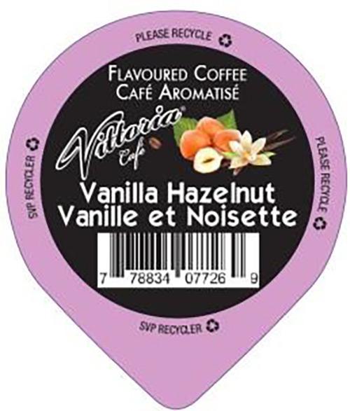 Brûlerie de la Vallée - aromatisé vanille - Vittoria