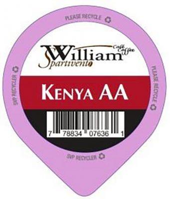 Brûlerie de la Vallée - Kenya AA - William