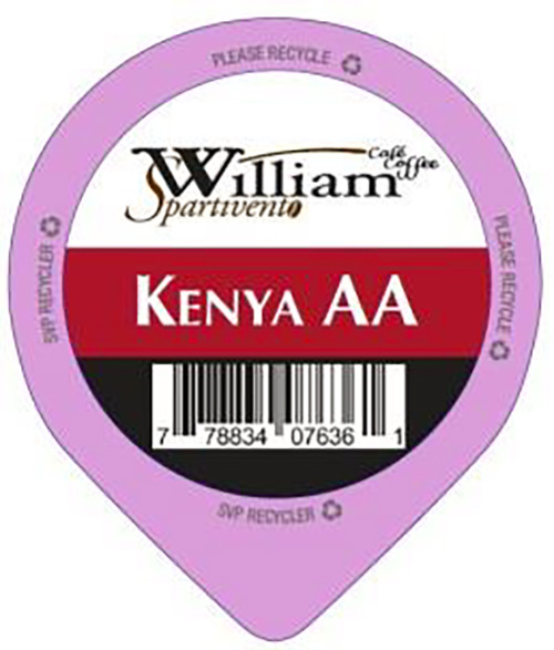 Brûlerie de la Vallée - Kenya AA - William