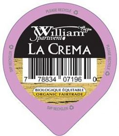 Brûlerie de la Vallée - La crema- William