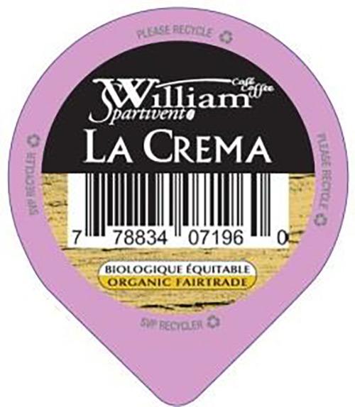 Brûlerie de la Vallée - La crema- William