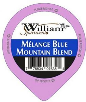 Brûlerie de la Vallée - Mélange blue - William