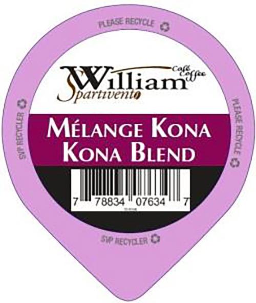 Brûlerie de la Vallée - Melange Kona - William